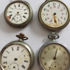 LOT - CEASURI DE BUZUNAR - DEFECTE - Ceas de buzunar
