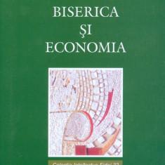 Biserica si economia - Carti ortodoxe