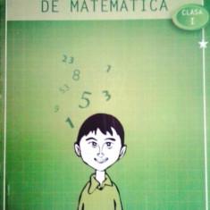 Exercitii si probleme de matematica pentru clasa I