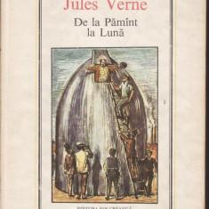 De la Pamant la Luna - Jules Verne - Roman