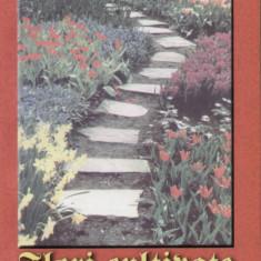 Flori cultivate in gradina - Elena Selaru - Carte gradinarit