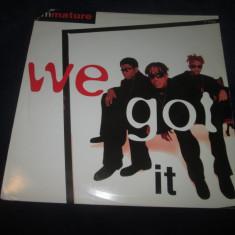Immature - We Got It _ vinyl, 12