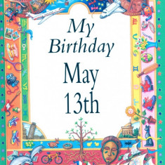 My Birthday May 13th - Carte astrologie