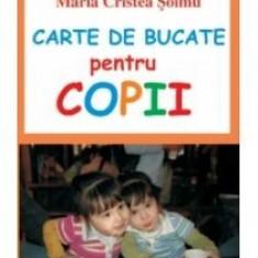 Carte de bucate pentru copii - Carte Ghidul mamei