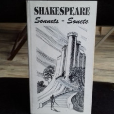SONNETS - SONETE - SHAKESPEARE