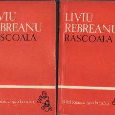 Rascoala. Vol. I+ Vol. II - Roman