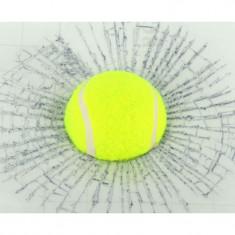 Abtibild 3D Minge Tenis - Stickere tuning