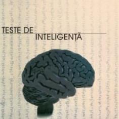 Teste de inteligenta - Victor Bodo - Carte dezvoltare personala