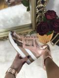 Adidasi dama roz cu platforma marime  40+CADOU