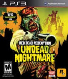 Red Dead Redemption Undead Nightmare  -  PS 3 [Second hand], Actiune, 3+, MMO
