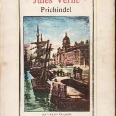 Prichindel - Jules Verne - Roman