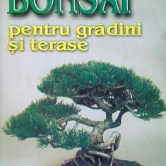 Bonsai pentru gradini si terase - Wolfgang Kohlhepp - Carte gradinarit