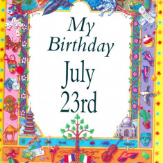 My Birthday July 23rd - Carte astrologie