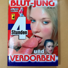 Film XXX DVD Blut-Jung und verdorben (ROB) - Filme XXX