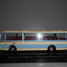 Macheta autobuz Samuel Ledgard - Plaxton Panorama - Atlas scara 1:72