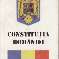 Constitutia Romaniei - Carte Legislatie
