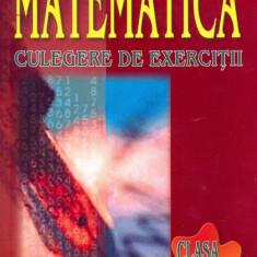 MATEMATICA - culegere de exercitii - cls. A IV-a
