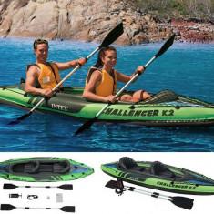 Caiac gonflabil Intex Challanger K2 - Caiac Canoe