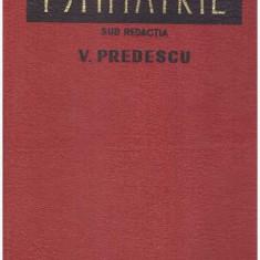 Psihiatrie - V. Predescu - Carte tratamente naturiste