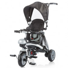 Tricicleta Chipolino Maverick black - Tricicleta copii