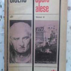 Opere Alese Vol.3 - Cicero ,412107