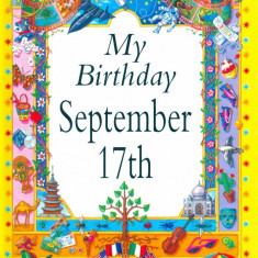 My Birthday September 17th - Carte astrologie