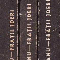 Fratii Jderi.3 volume - Roman istoric