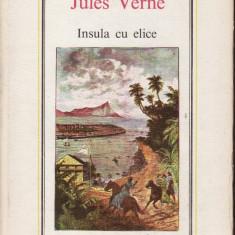 Insula cu elice - Jules Verne - Roman