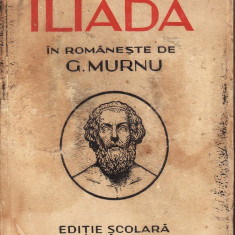 Iliada.Editie scolara - Roman