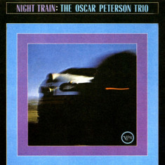 Oscar Peterson Trio Night Train 180g LP (vinyl) - Muzica Jazz