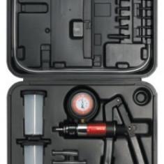 Pompa pentru vid cu accesorii 22buc, YATO YT-0674 - Troliu Auto