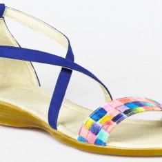 Sandale Dama Piele Naturala Magento