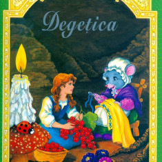 Degetica - Carte educativa