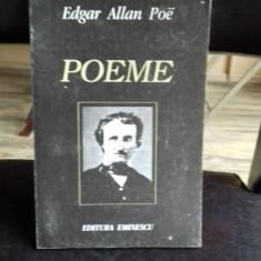 POEME - EDGAR ALLAN POE