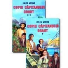 Copiii capitanului Grant. Vol I + vol II - Carte educativa