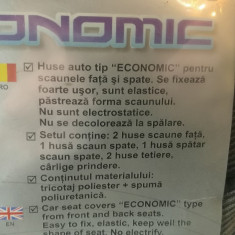 Huse Auto universale economic - Husa scaun auto