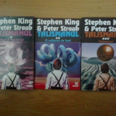 Stephen King - Talismanul (3 volume) - Carte Horror