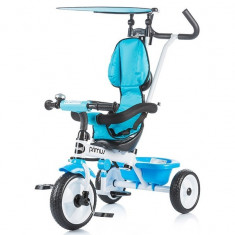 Tricicleta Chipolino Primus blue - Tricicleta copii