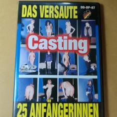 Film XXX DVD Das versaute Casting (ROB) - Filme XXX