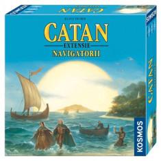 Colonistii din Catan -Extensie Navigatorii 3-4 Jucatori 2017 - Joc board game