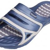 Tahiti Slapi barbati albastru 45