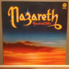 NAZARETH - GREATEST HITS (1976/VERTIGO/HOLLAND) - Vinil/Vinyl/Impecabil (NM) - Muzica Rock Vertigo rec