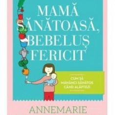 Mama sanatoasa, bebelus fericit - Carte Ghidul mamei