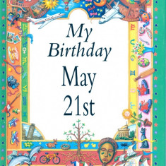 My Birthday May 21st - Carte astrologie