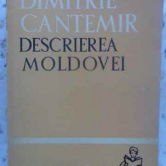 Descrierea Moldovei - Dimitrie Cantemir, 412351 - Roman