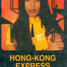 Hong-Kong Express - Gerard de Villiers - Carte politiste