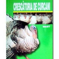 Crescatoria de curcani - Carte Zoologie