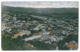 4267 - RM. Valcea, Panorama - old postcard - unused
