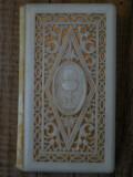 CARTE CATOLICĂ DE RUGĂCIUNI - DIVINO JESUS - PAGINI AURITE ȘI COPERTĂ SIDEFIE!