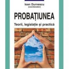 Probatiunea. Teorii, legislatie si practica - Carte Legislatie